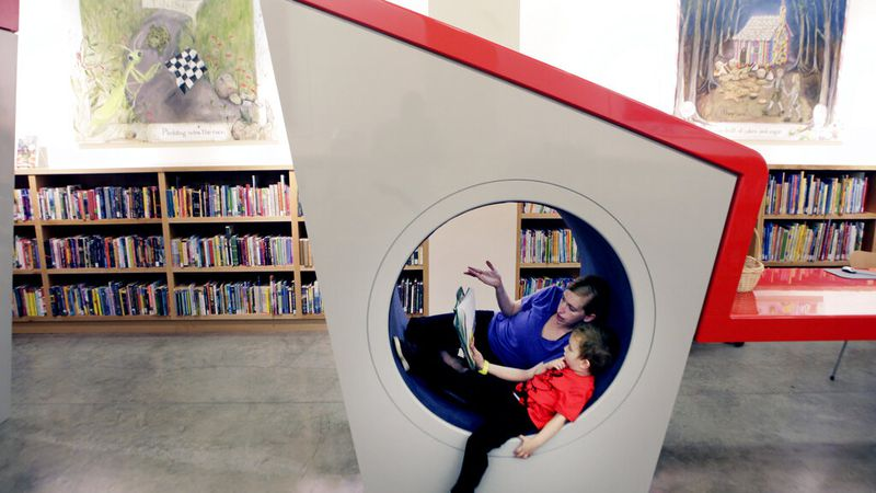 Summer reading could get your child $1000 to put towards toward a college savings account in...