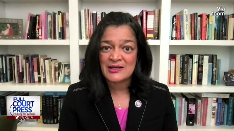 Overtime: Rep. Pramila Jayapal reacts to the proposed diplomatic boycott of the Beijing Olympics