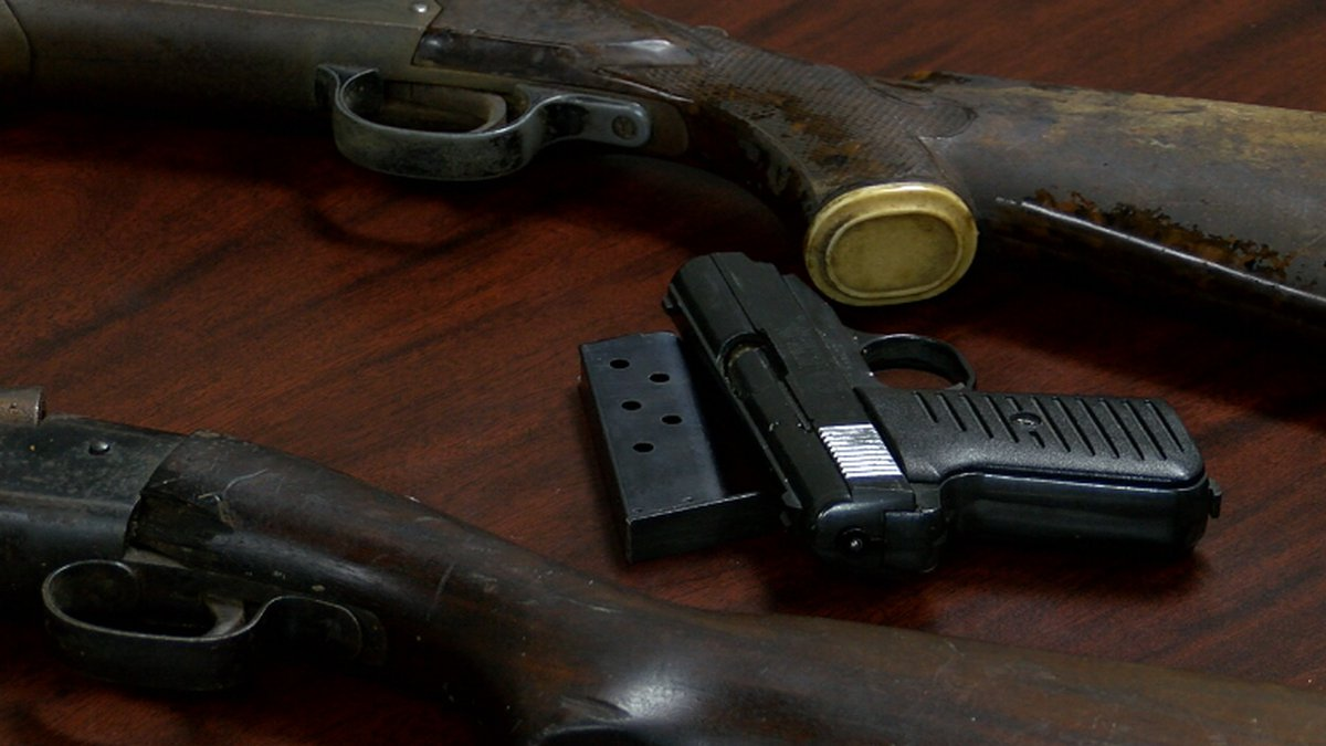 SLC hosting gun buyback to get weapons off the street