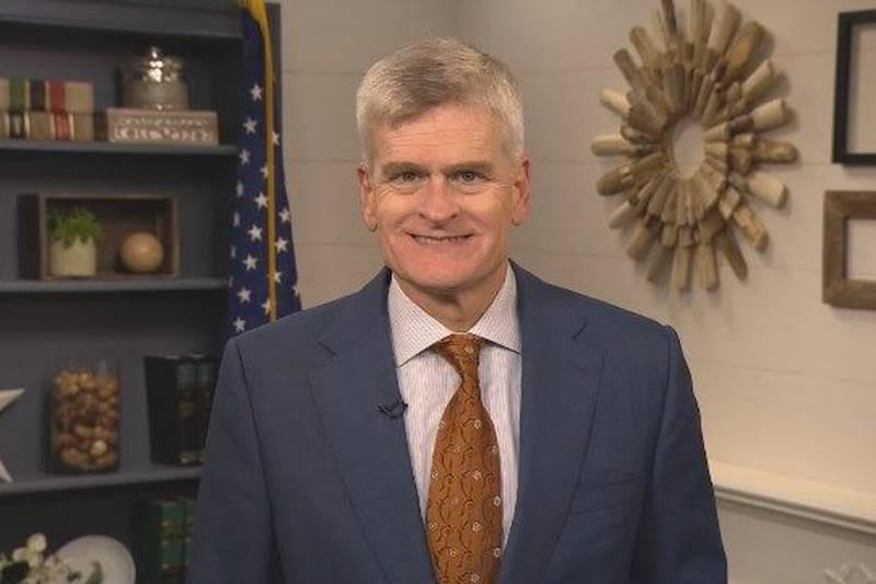 Senator Bill Cassidy speaks with KPLC on National Flood Insurance Program