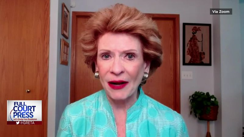 Overtime: Greta asks Sen. Debbie Stabenow if Detroit is ready to switch over to electric vehicles