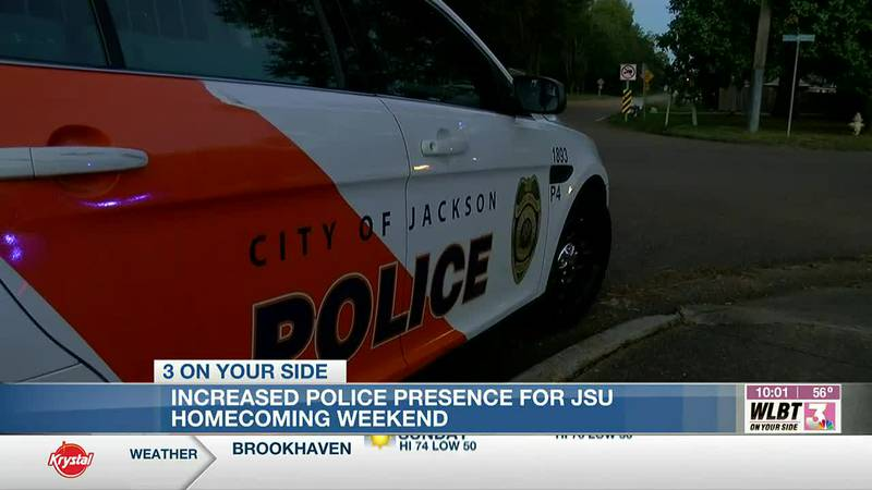 Law enforcement sets up safety checkpoints in Jackson to get 'dirty guns' off the street and...