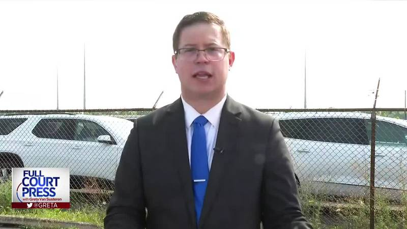 WILX's Cody Butler covers the microchip shortage's impact on used car sales