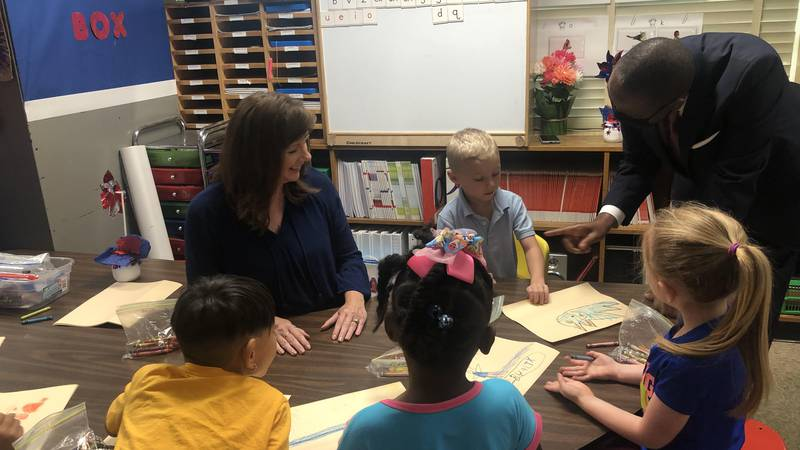 The law making kindergarten mandatory for all children in Louisiana goes into effect in 2022.