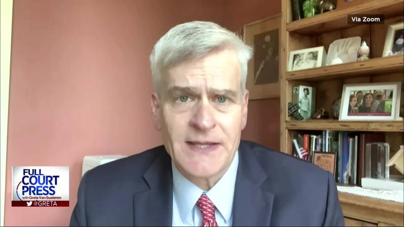 Sen. Cassidy on infrastructure and future storms: 'We need to build in resilience'