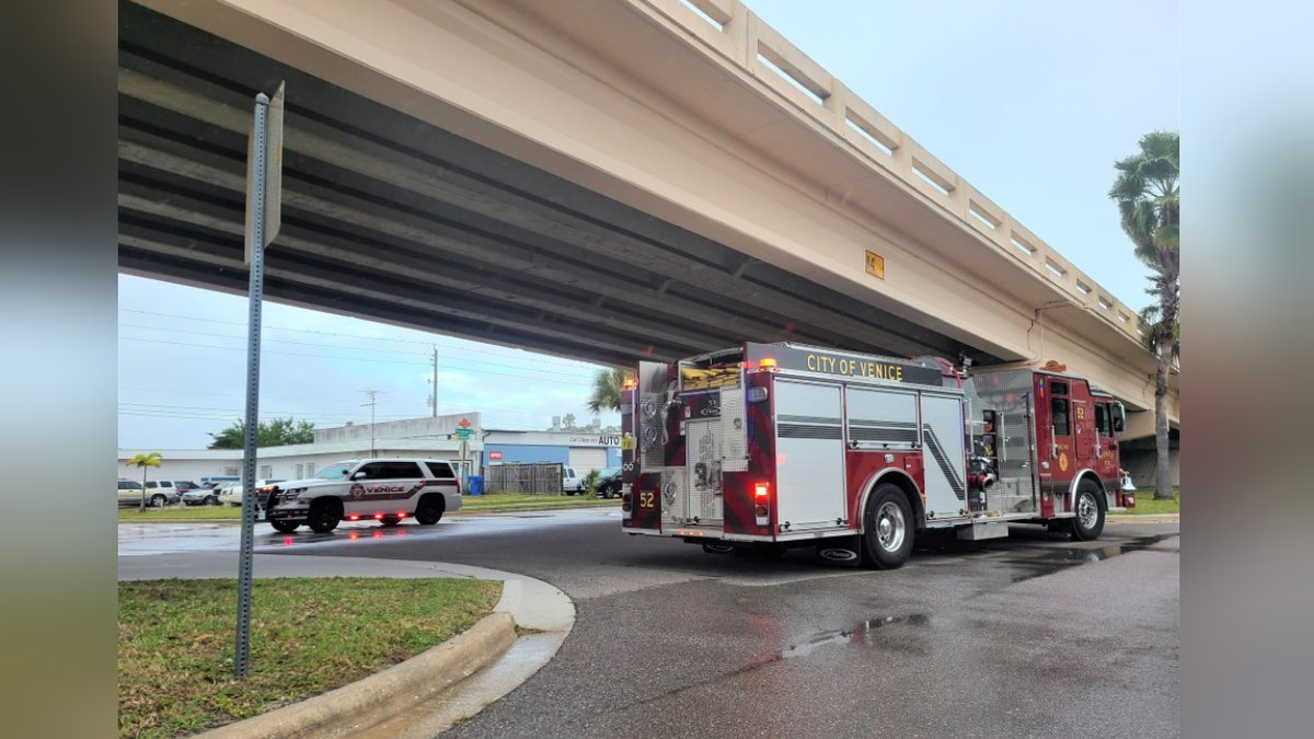 Venice Avenue Bridge re-opens after being closed down due to inspection