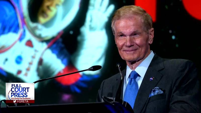 7/18/21 NASA Chief Bill Nelson and Fmr. NASA astronaut Dr. Mae Jemison on the billionaire space...