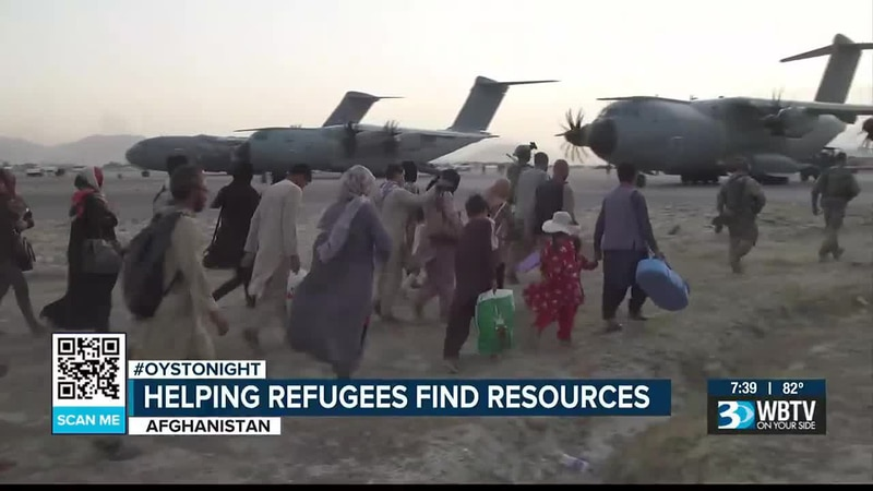 LIRS President and CEO Krish Vignarajah: 'We are rebuilding the refugee resettlement system'