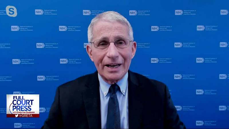 3/14/21 NIAID Director Dr. Anthony Fauci covers the latest on COVID vaccination efforts