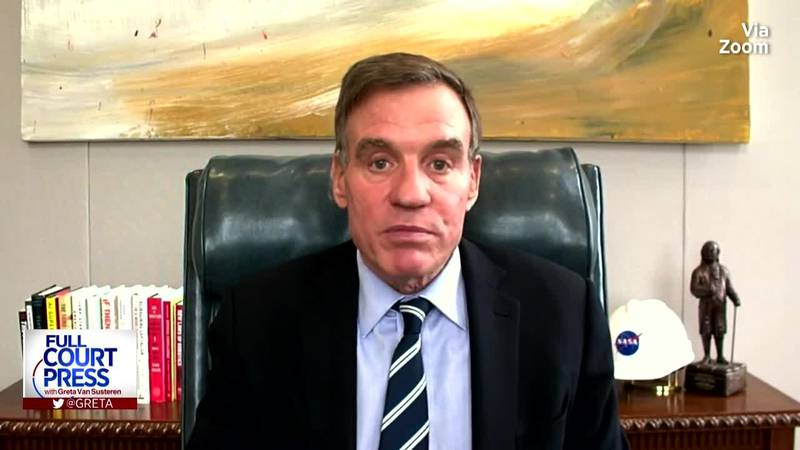 Sen. Mark Warner on traditional infrastructure: 'You can't take user fees off the table'
