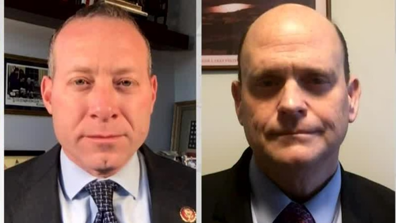 12/20/20 Problem Solvers Caucus Chairs Rep. Josh Gottheimer and Rep. Tom Reed talk COVID relief