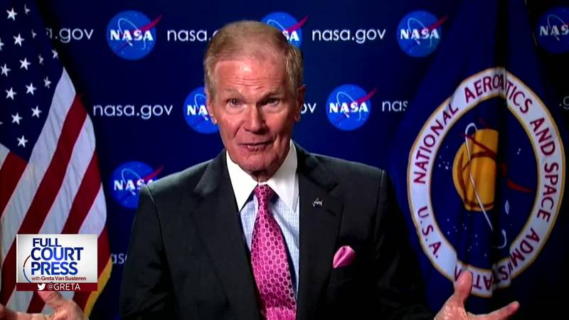 Overtime: NASA Chief Bill Nelson discusses the future of space travel