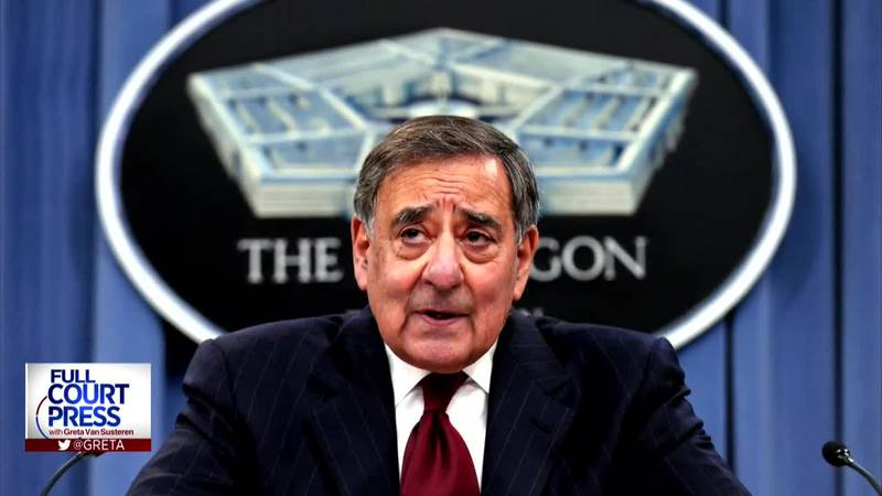 7/11/21 Former Defense Secretary Leon Panetta discusses the US withdrawal from Afghanistan