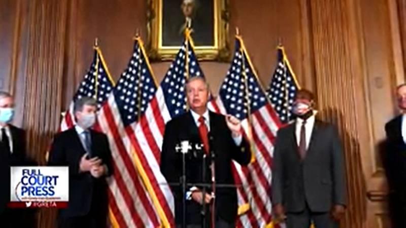 Sen. Graham: Potential bi-partisan infrastructure deal a layup if Biden wants it