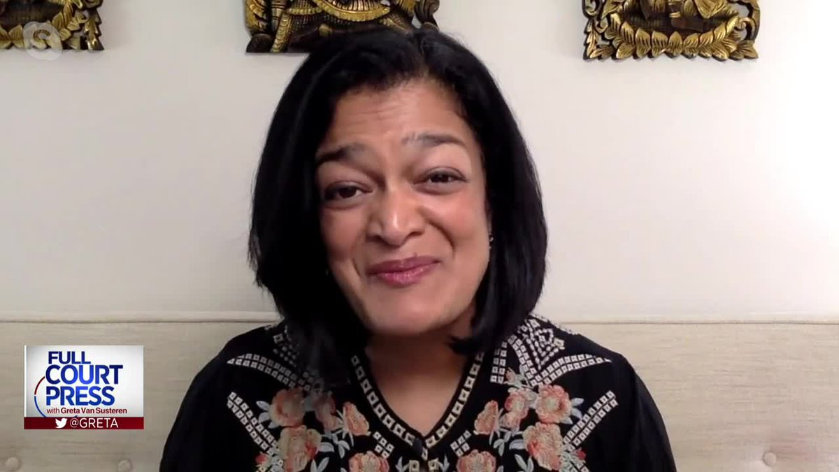 Overtime: Rep. Pramila Jayapal discusses the COVID crisis and need for economic relief