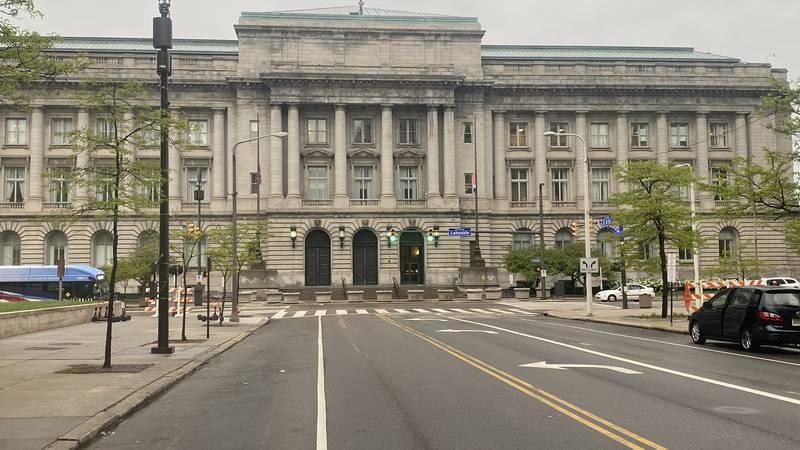Cleveland City Hall