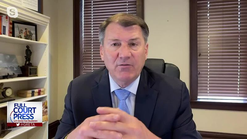 Overtime: South Dakota Sen. Mike Rounds on the commission probing the Jan. 6 Capitol attack