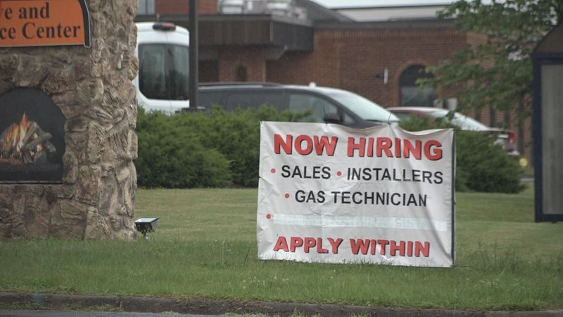 Businesses across the country are struggling to find employees, including many local businesses...
