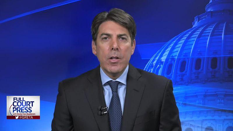 Overtime: WH Correspondent Jon Decker on evolving U.S.-Russia relations
