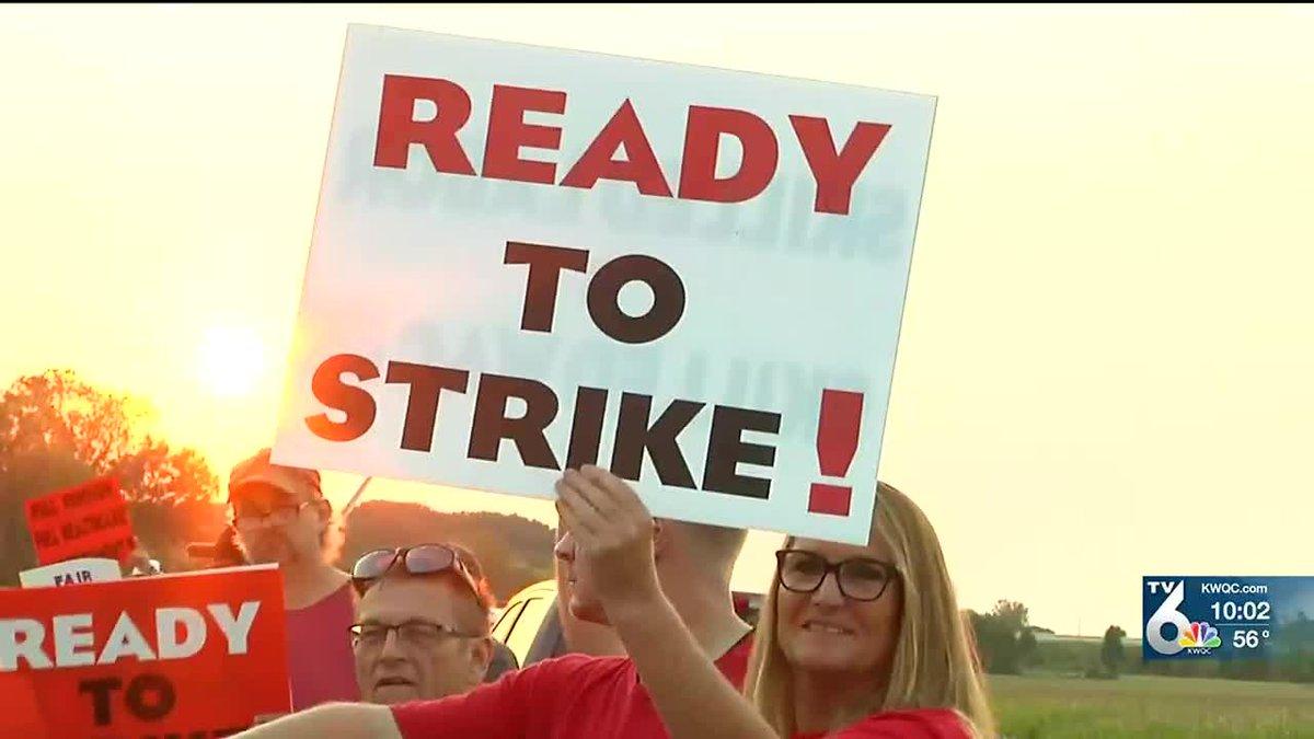 Economist weighs in on potential John Deere employee strike