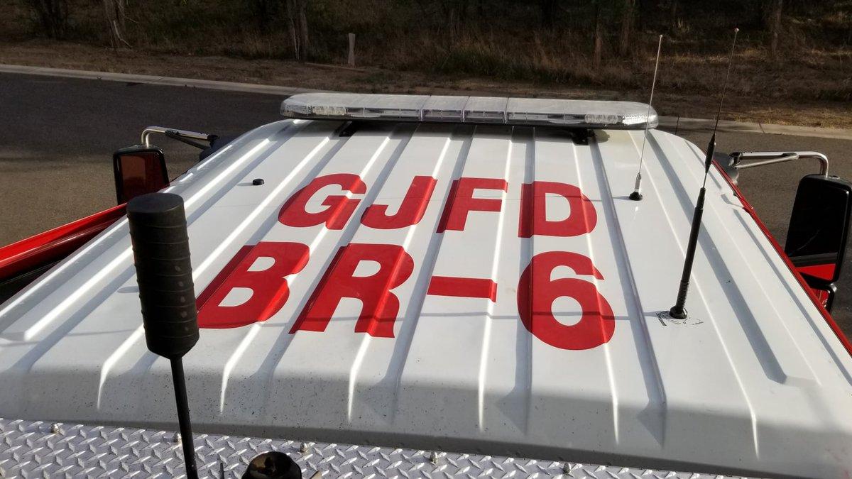 Grand Junction Fire Department Brush Engine 6