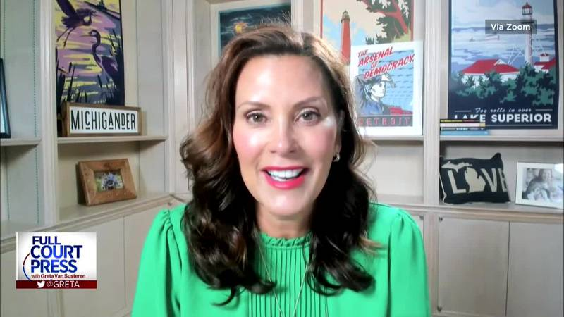Gov. Whitmer: We know that infrastructure isn't just roads and bridges, but it is about broadband