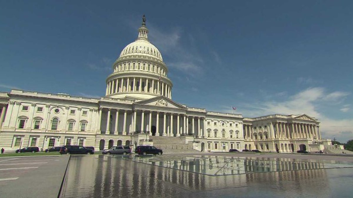 The U.S. Capitol Building in Washington, D.C.